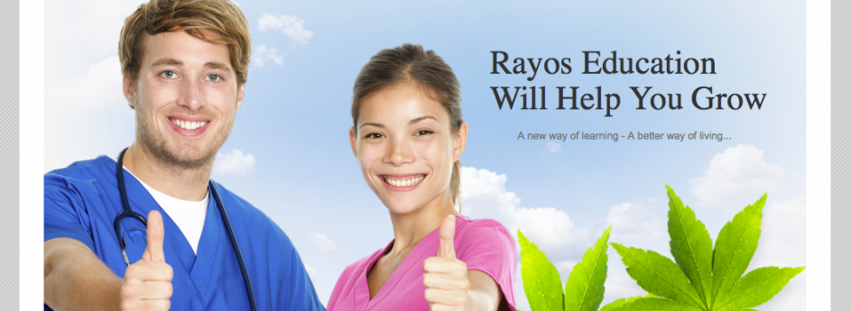 Rayos Education (Website)