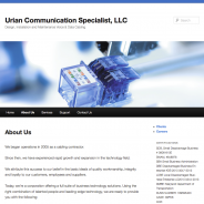 Urian Communications (Website)