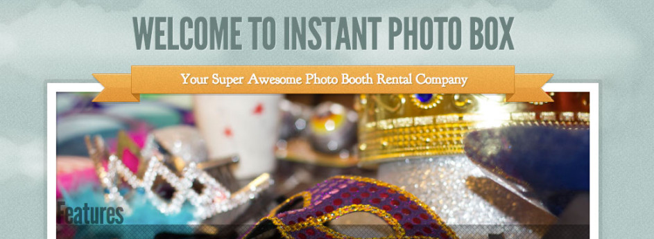 Instant Photo Box (Website)